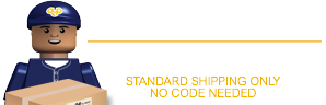 Free Standard Shipping on orders $75+